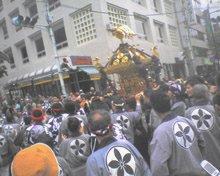 太田姫稲荷神社本祭